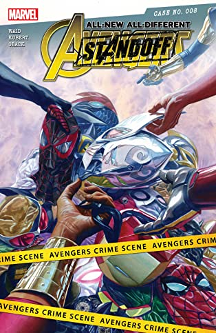 All-New, All-Different Avengers (2015-) #8