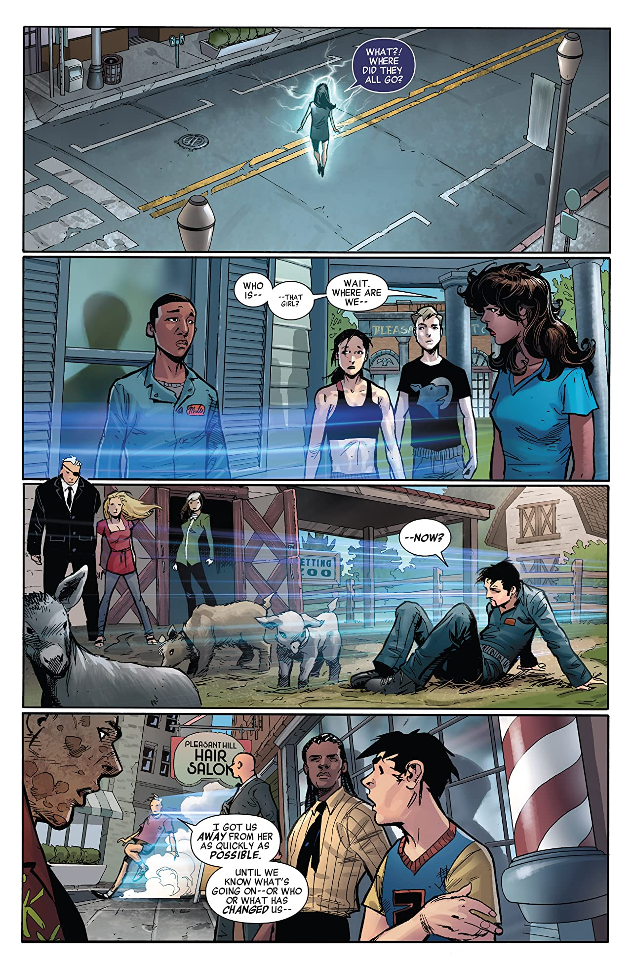 All-New, All-Different Avengers (2015-2016) #8