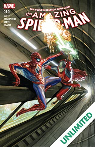 Amazing Spider-Man (2015-) #10