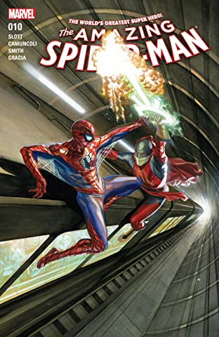Amazing Spider-Man (2015-2018) #10