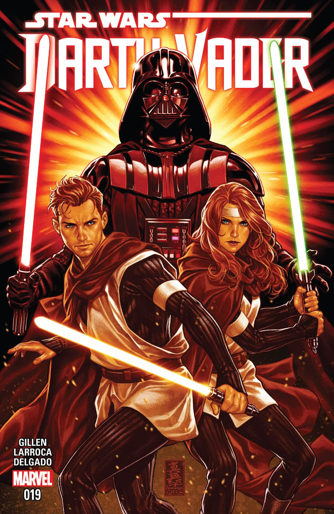 Darth Vader 2015 2016 19 Comics By Comixology