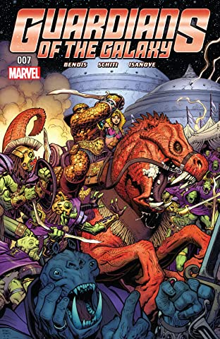 Guardians of the Galaxy (2015-) #7