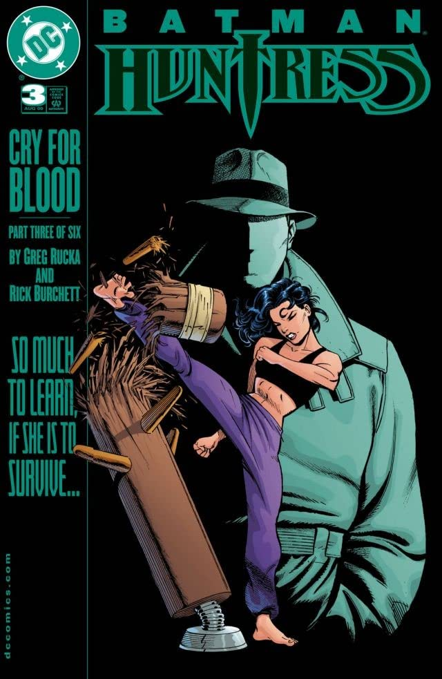 Batman/Huntress: Cry For Blood (2000) #3 (of 6)
