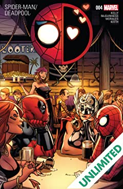 Spider-Man/Deadpool (2016-2019) #4