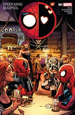 Spider-Man/Deadpool (2016-2019) No.4