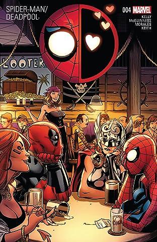 Spider-Man/Deadpool (2016-2019) No.4
