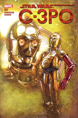 Star Wars Special: C-3PO No.1