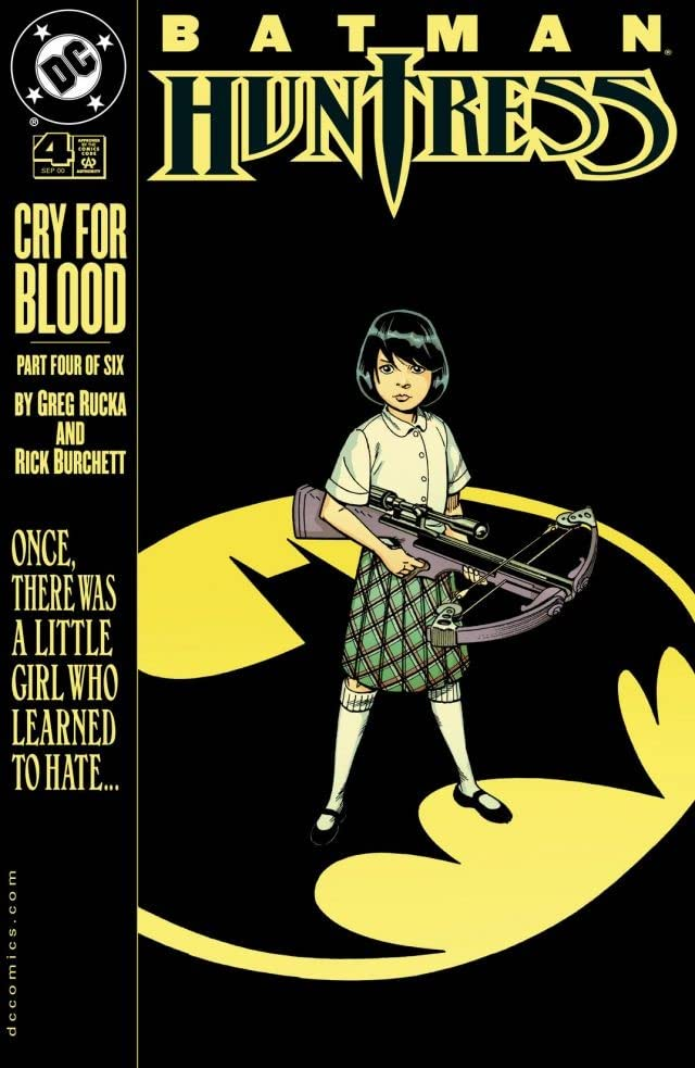 Batman/Huntress: Cry For Blood (2000) #4 (of 6)