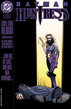 Batman/Huntress: Cry For Blood (2000) #6 (of 6)