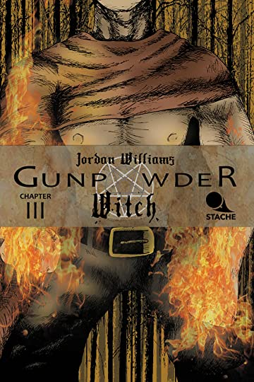 Gunpowder Witch #3