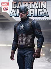 Captain America 75th Anniversary Magazine No.1