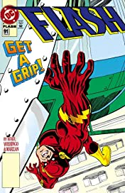 The Flash (1987-2009) #91