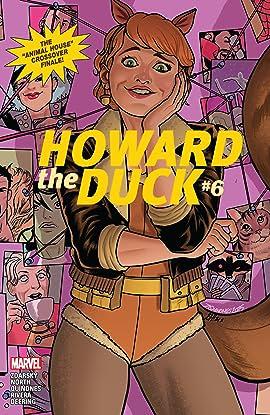 Howard The Duck (2015-2016) #6