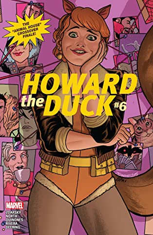 Howard The Duck (2015-2016) #6