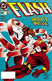 The Flash (1987-2009) #93