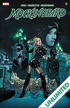 Mockingbird (2016) #2