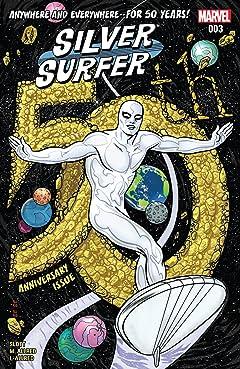 Silver Surfer (2016-2017) #3