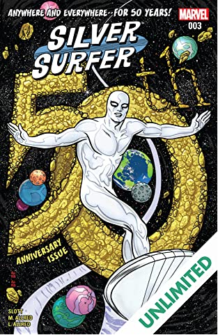 Silver Surfer (2016-) #3