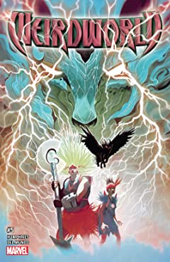 Weirdworld (2015-2016) #5