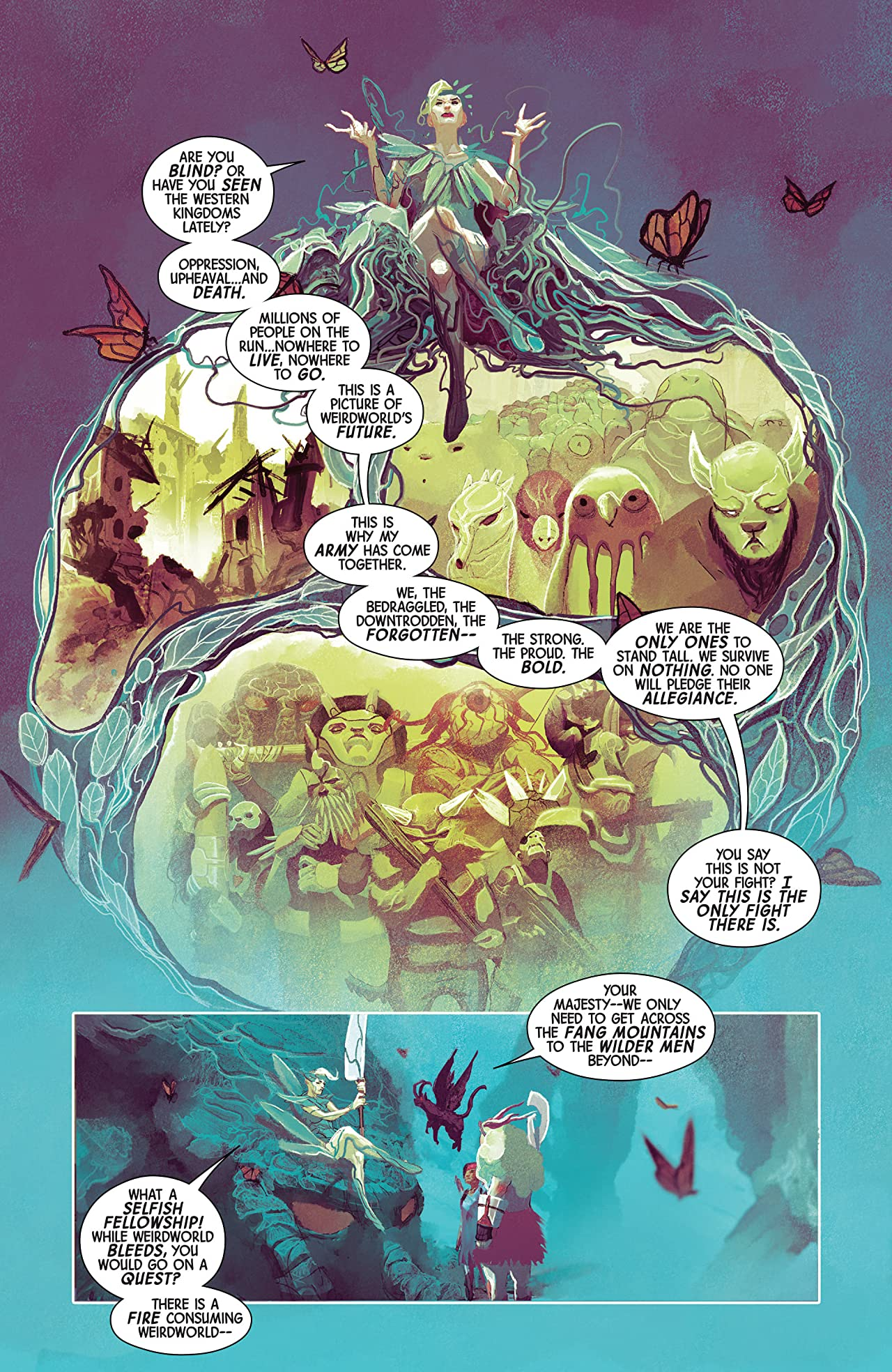 Weirdworld (2015-2016) #5
