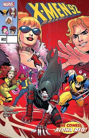 X-Men '92 (2016) #2