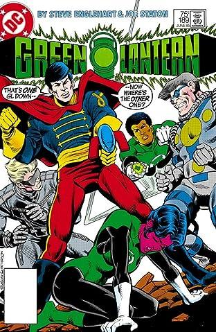 Green Lantern (1960-1986) #189