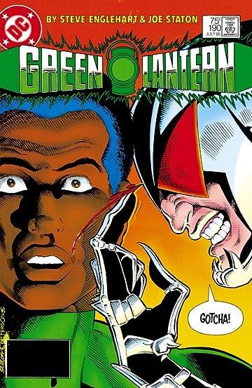 Green Lantern (1976-1986) #190