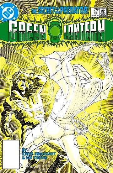 Green Lantern (1960-1986) #191