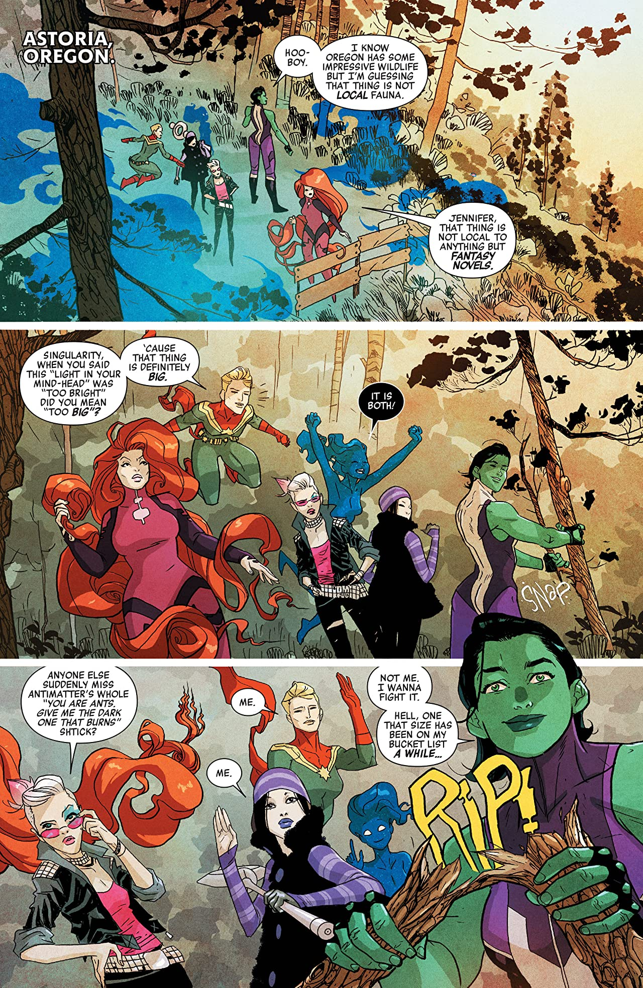 A-Force (2016) #5