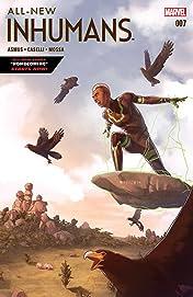 All-New Inhumans (2015-2016) #7