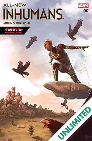 All-New Inhumans (2015-2016) #7