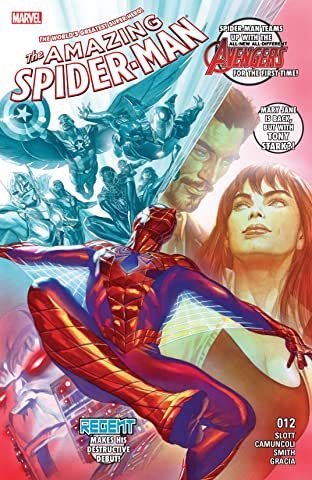 Amazing Spider-Man (2015-2018) #12