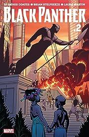 Black Panther (2016-) #2