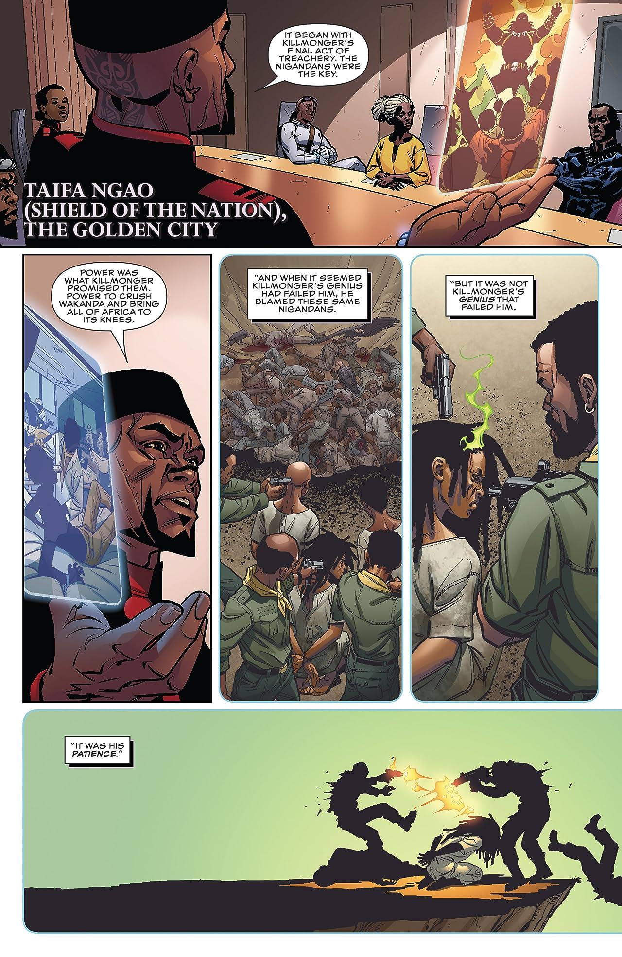 Black Panther (2016-2018) #2