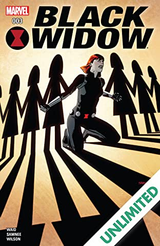 Black Widow (2016-2017) #3