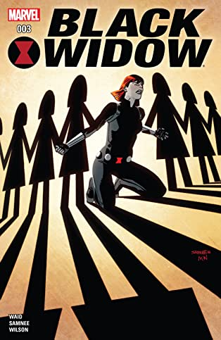 Black Widow (2016-) #3