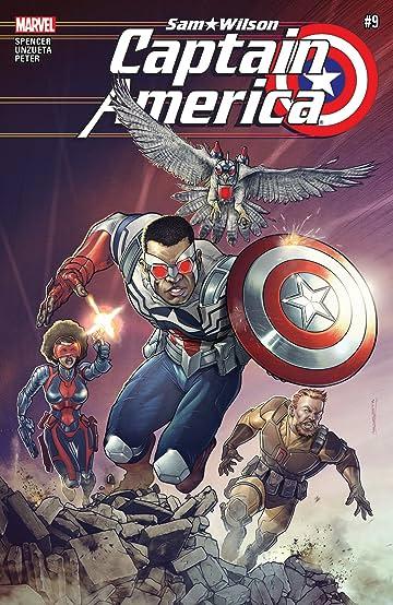 Captain America: Sam Wilson (2015-2017) #9