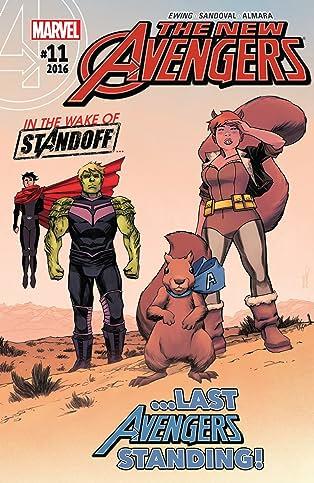 New Avengers (2015-2016) #11