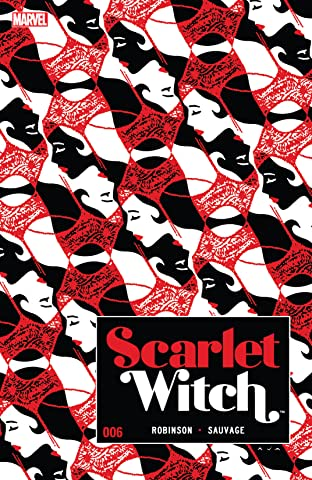 Scarlet Witch (2015-2017) #6