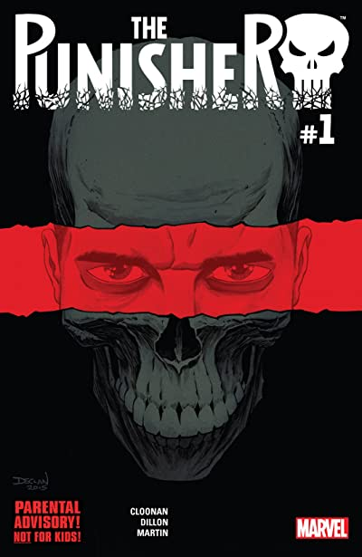 The Punisher (2016-) #1