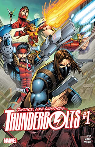 Thunderbolts (2016-) #1