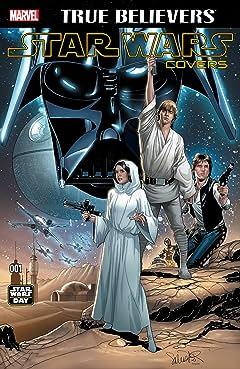 True Believers: Star Wars Covers #1