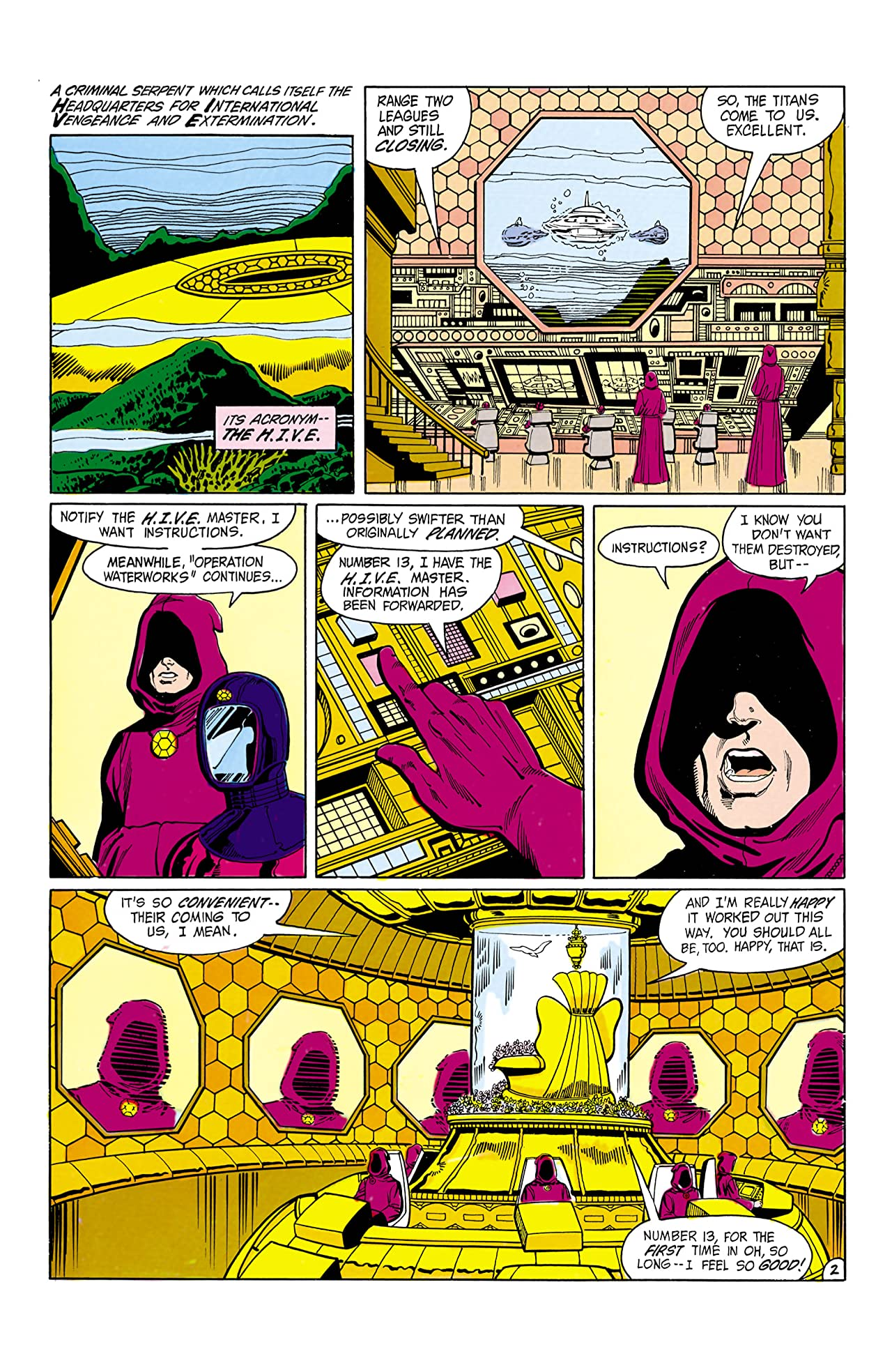 Tales of the Teen Titans (1984-1988) #46