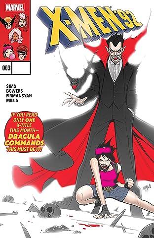 X-Men '92 (2016) #3