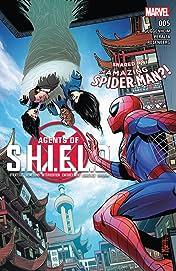 Agents of S.H.I.E.L.D. (2016) #5
