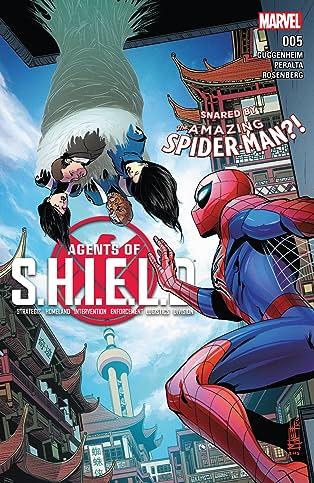 Agents of S.H.I.E.L.D. (2016-) #5