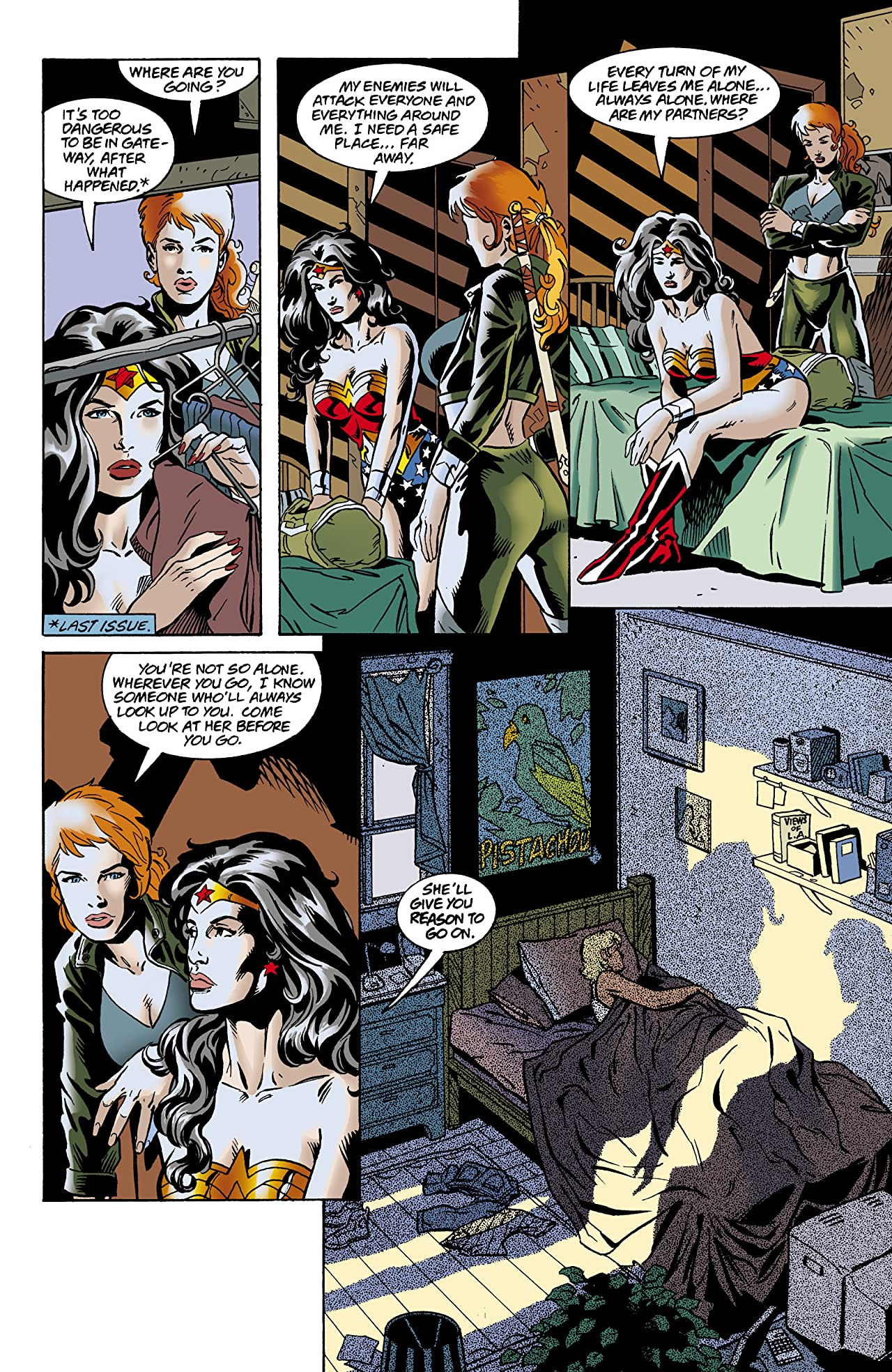 Wonder Woman (1987-2006) #140