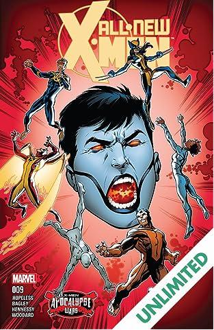 All-New X-Men (2015-2017) #9