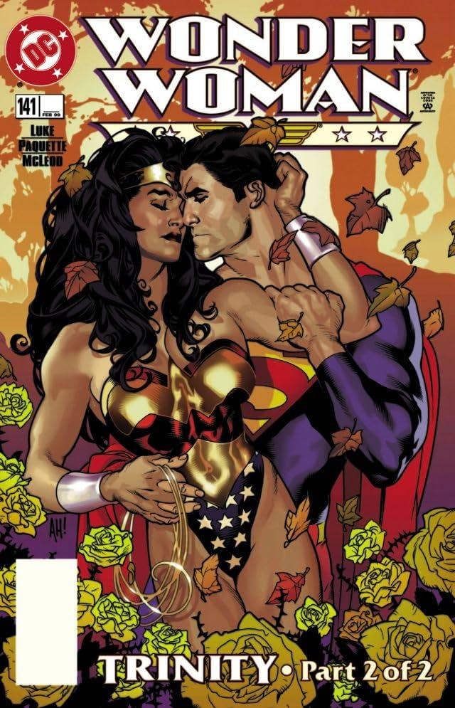 Wonder Woman (1987-2006) #141