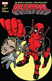 Deadpool (2015-2017) #11